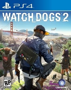 PS4 - WATCH DOGS 2 | PRIMARIA
