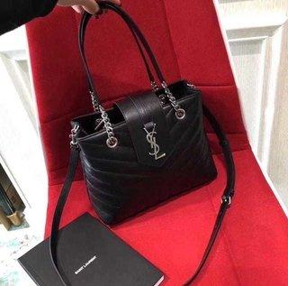 ca5563248 Encontre Bag - ysl black - linha italiana   Multiplace