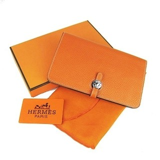 8ec536a7ae1 Réplica de Carteira Importada Hermès - Linha Premium