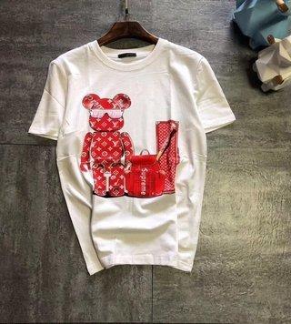 Camisa, T-Shirt Urso Supreme