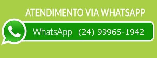 Atendimento pelo Whatsapp.