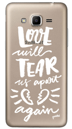 Love will tear - comprar online