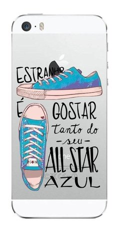 Imagem do All Star Azul
