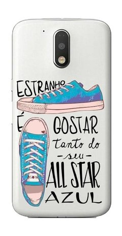 All Star Azul - KingCaseBR