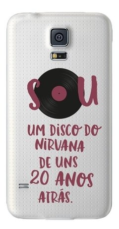Disco do Nirvana na internet