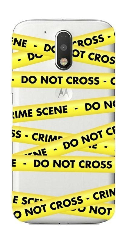 Do Not Cross - Crime Scene - comprar online
