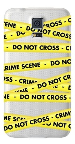 Do Not Cross - Crime Scene na internet