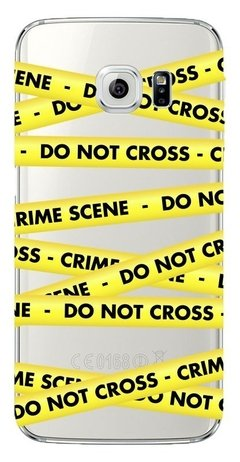 Do Not Cross - Crime Scene - KingCaseBR