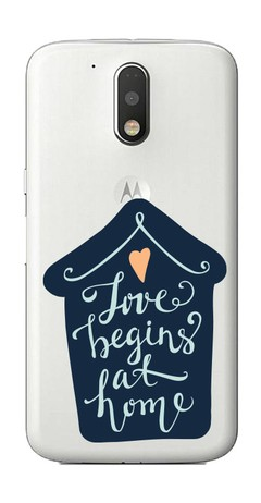 Love Begins at Home - comprar online