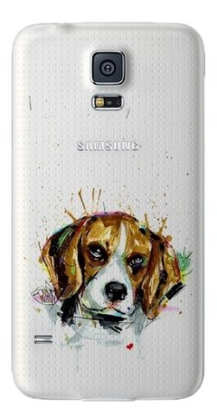 Street Art - Beagle na internet