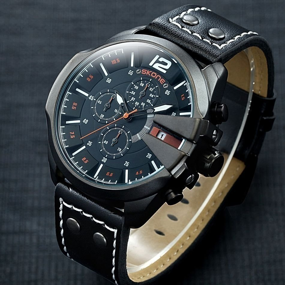 c29f2ca5029 ... Relógio Skone War Funcional na internet ...