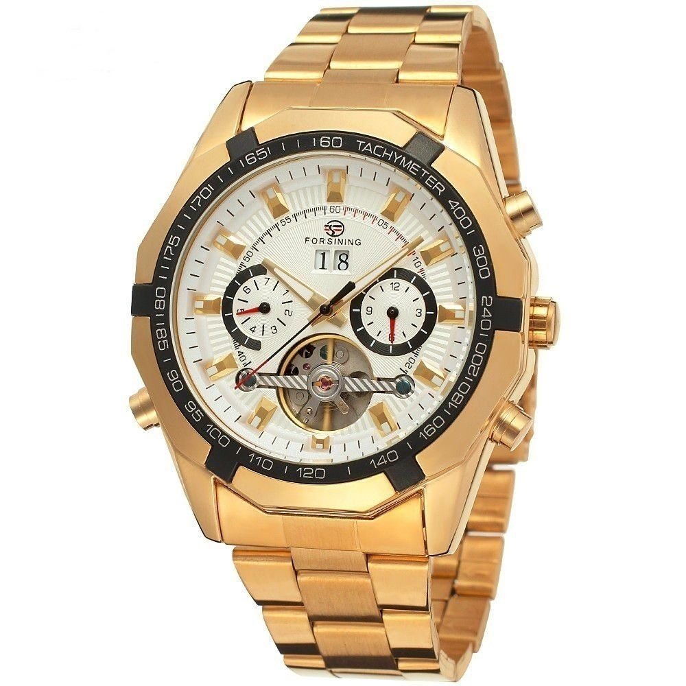 1ccdc7e4416 Relógio Automático Forsining Tourbillon Relógio Automático Forsining  Tourbillon - comprar online ...