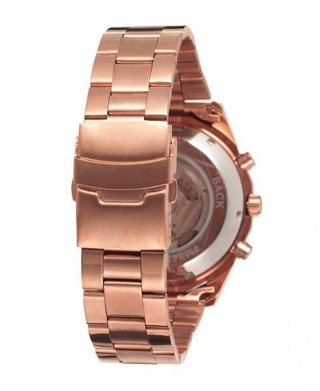 e15856f6031 ... Relógio Automático Forsining Tourbillon - comprar online ...