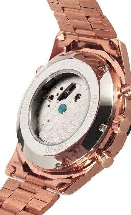 e03d10127b5 ... comprar online Relógio Automático Forsining Tourbillon na internet ...