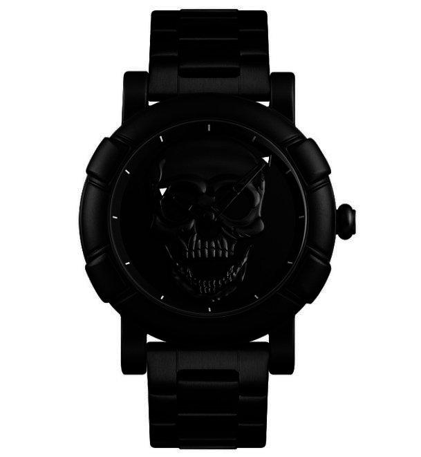 54ae4431841 ... Relógio Masculino Skmei Skull - loja online ...