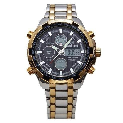 258c0486786 Relógio Digital Golden Hour Relógio Digital Golden Hour - comprar online ...
