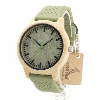 4bf54ca9956 Relógio Madeira Bobo Bird BBM006