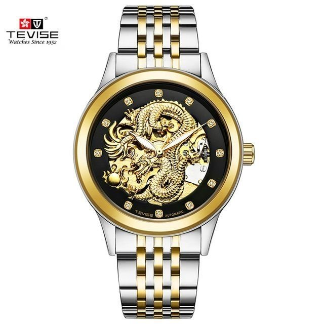 39c22398d33 ... Relógio Tevise Dragon Automátic - loja online ...