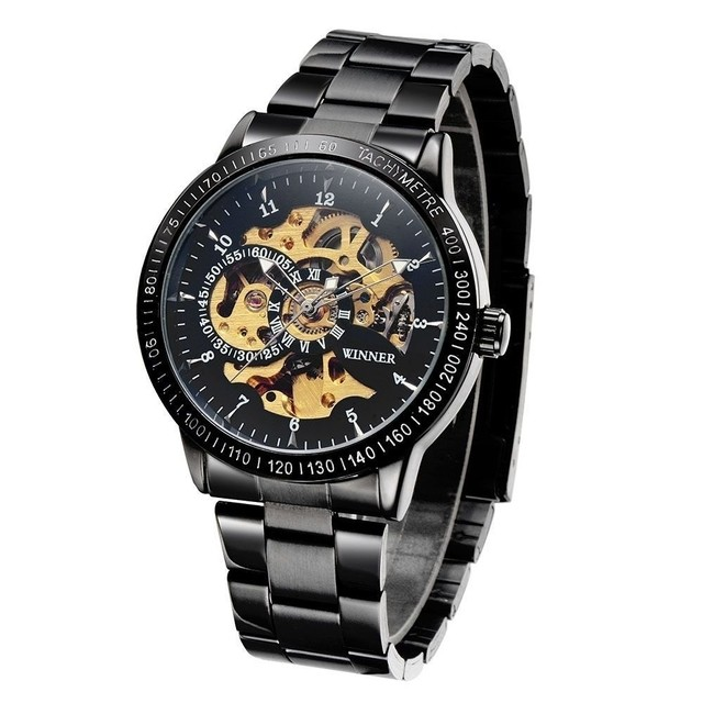 48006fd7df5 Relógio Winner Automático Tachymetre