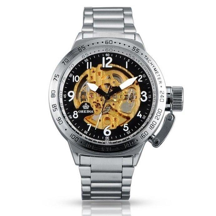 72a7e3402d4 ... Relógio Orkina Mechanical Automático - comprar online ...