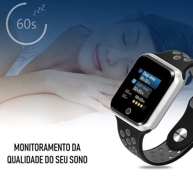 45b8ab4c297 ... Smartwatch Relógio Eletrônico OLED Pró Série 2 - Thelo Store ...