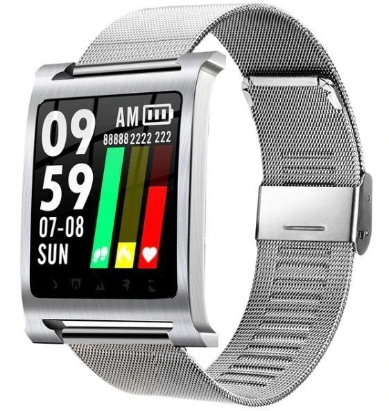 d0bf00062c8 Smartwatch Relógio Eletrônico Magnus K6 Inox Smartwatch Relógio Eletrônico  Magnus K6 Inox - comprar online ...