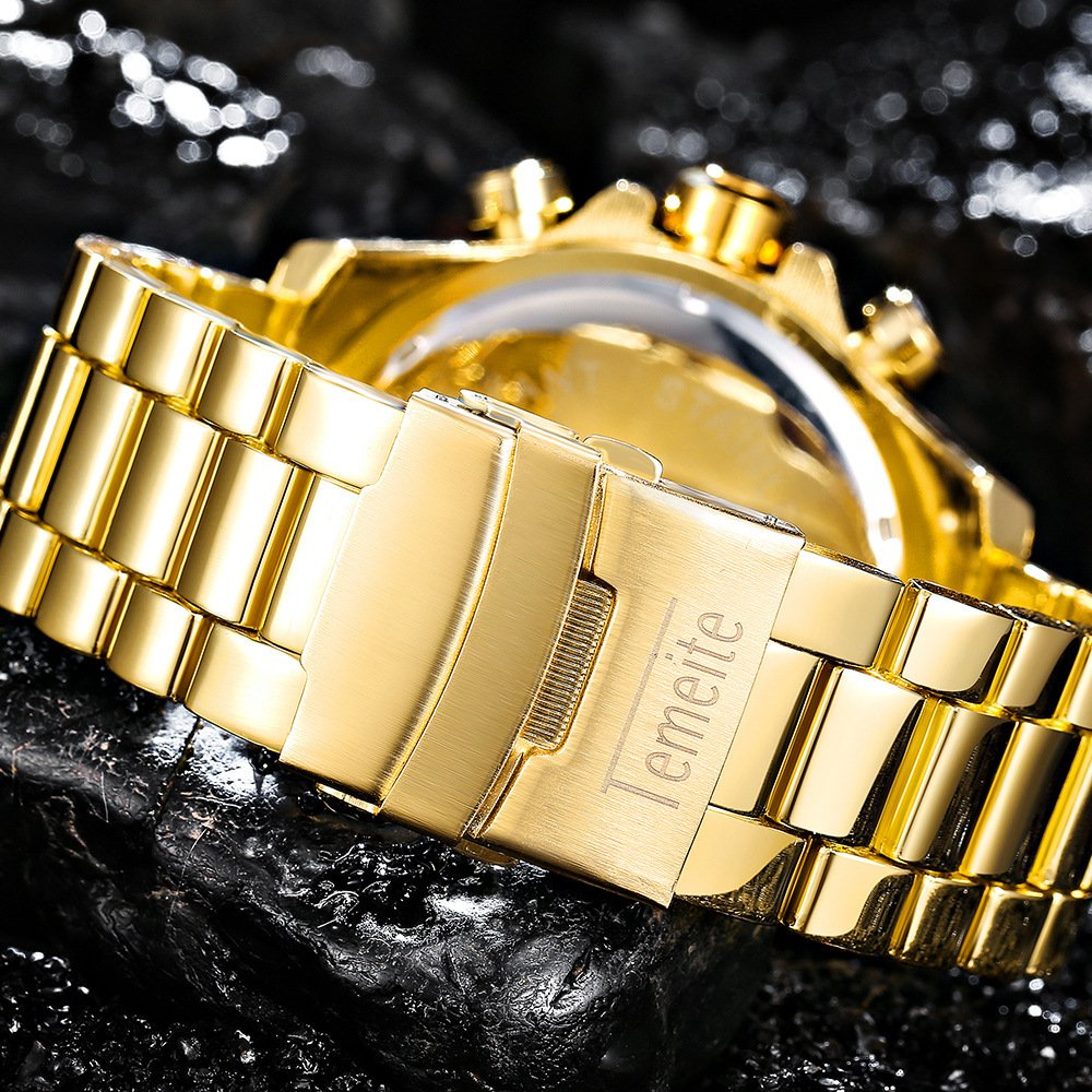 576f5dd04d7 ... Imagem do Relógio Temeite Reserve Silver ...