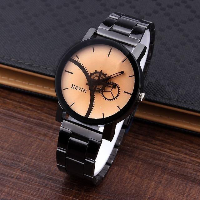 539acfcb9b53b Relógio Kevin Black Diamond - comprar online Relógio Kevin Black Diamond na  internet ...