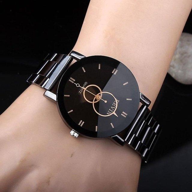 feafda629e0dc Relógio Kevin Black Diamond - comprar online ...