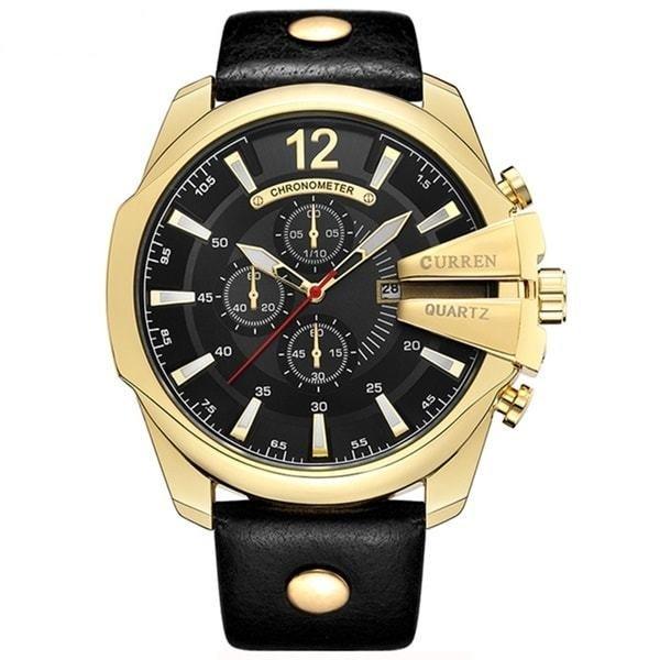 ad35ccbee37 Relógio Curren Elegance