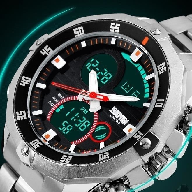 6bff1c32796 ... Relógio Skmei Army - loja online ...
