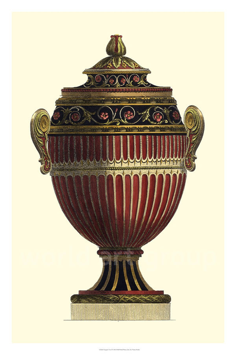 Empire Urn I - Vision Studio