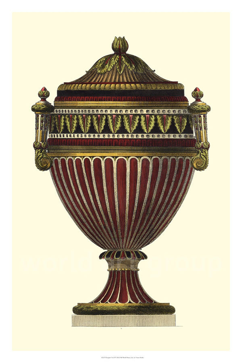 Empire Urn II - Vision Studio