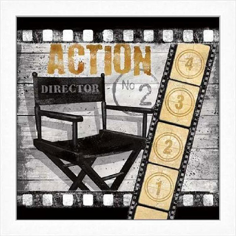 Action, Motion Picture, Take Five, On The Set - Conrad Knusten - comprar online