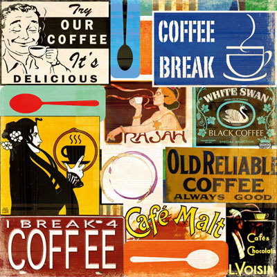 COFFEE BREAK - Kelly Donovan - comprar online