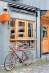 Red Bicycle, Japan - Alan Blaustein - comprar online