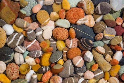 Beach Stones Collection - Barbara Markoff