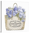Indigo Bouquet with Gold Bag- Madeline Blake na internet