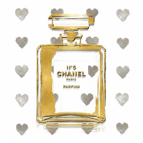 Perfume with Silver Hearts - Madeline Blake - comprar online
