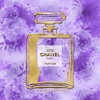 Gold Perfume on Purple Flowers - Madeline Blake - comprar online
