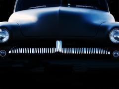 1950 Mercury - Clive Branson