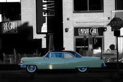 1955 Cadillac Coupe De Ville - Clive Branson