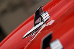 1957 Chevy Bel Air Hood Ornament - Clive Branson