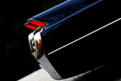1964 Cadillac Coupe De Ville, Rear Side View - Clive Branson