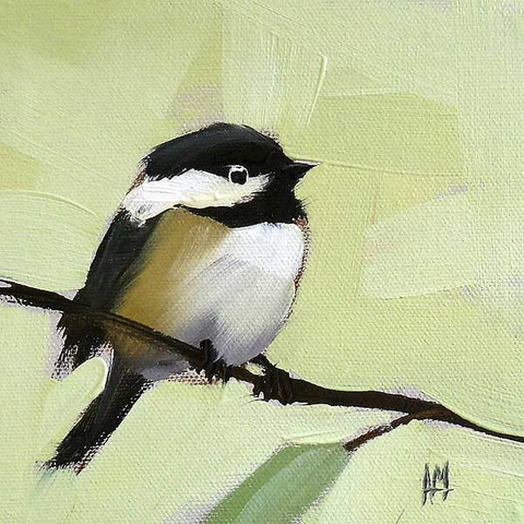 Chickadee No. 143 - Angela Moulton na internet