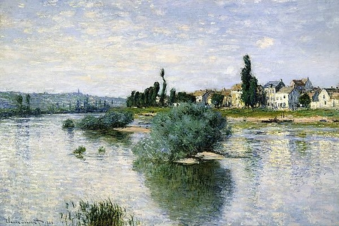 pôster claude monet