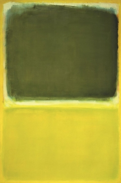 UNTITLED, 1951 - Mark Rothko