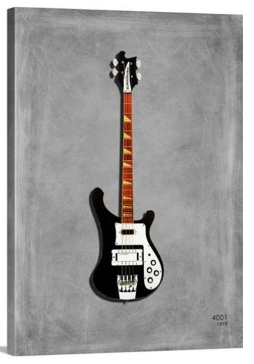 Rickenbacker 4001 1979 - Marc Rogan na internet