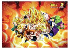 Lámina Comestible - Dragon Ball Z - comprar online
