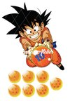Lámina Comestible - Dragon Ball - comprar online